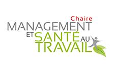 logo-Chaire Management et santé au travail